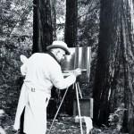 oil painter ed la velle